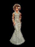 Одежда для кукол Барби (вечернее платье), фото 4