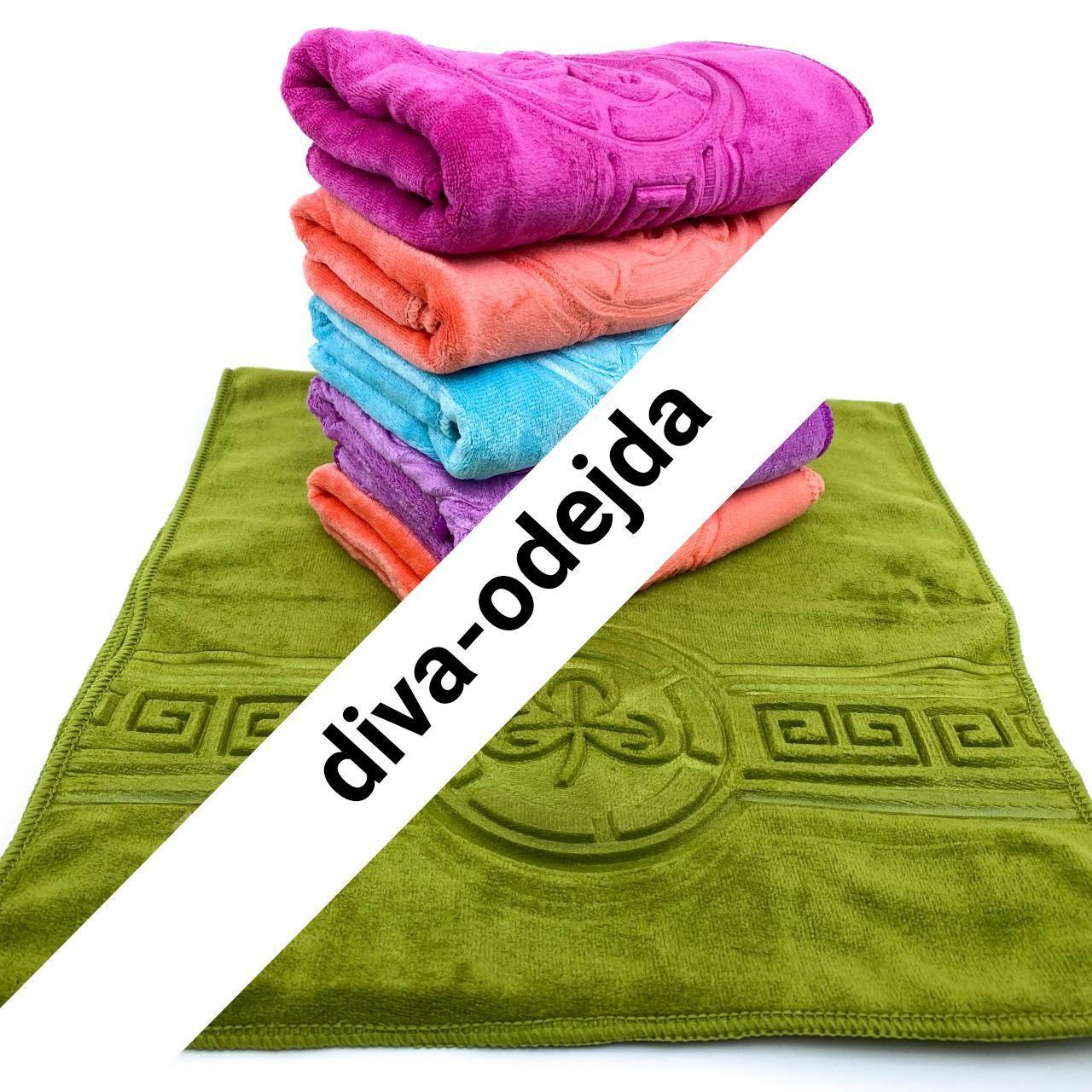 Кухонное полотенце из микрофибры.Размер :0,35 x 0,75