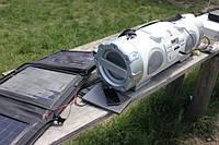 Сонячний зарядний пристрій KV-40SМ