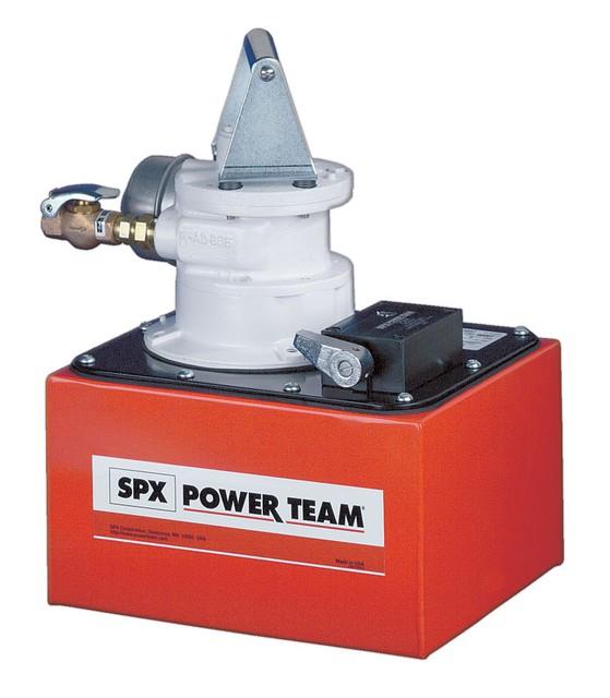 Гидравлические насосы с пневматическим приводом серии PA46/55 Производительность 754-902 см3/мин.