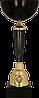 Кубок 9212, золотисто'-черный