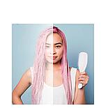 Расческа для волос бело-розоваяn Teezer, фото 4