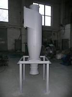 Циклоны №3 (пылеулавливатель)