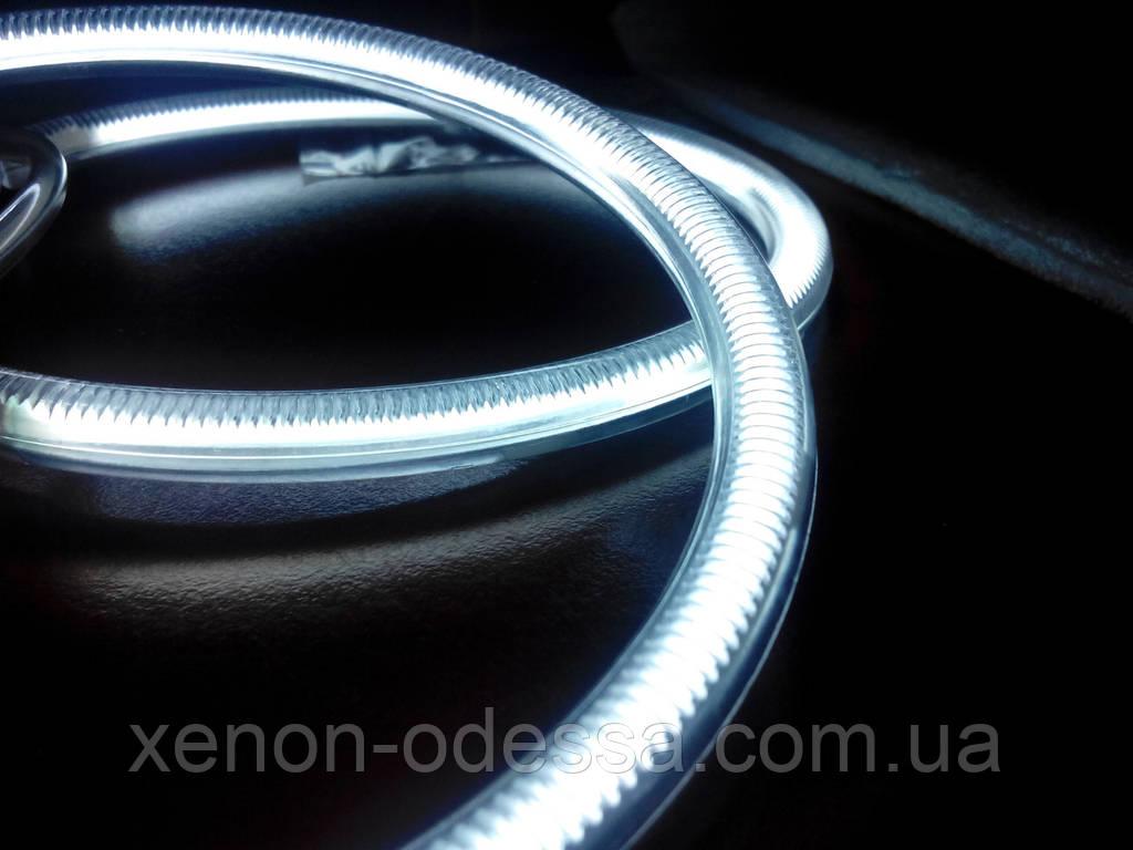 Кольцо Ангельский глаз BMW E46 Белое / Angel Eyes BMW E46 White