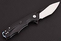 Складной ножToucan с  массивным «клювом» клинка оригинальной формы, фото 1