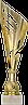 Кубок 9238, золотистый