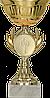 Кубок 9245, золотистый