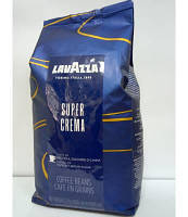 Кофе в зернах Lavazza Super Crema 1кг (Италия)