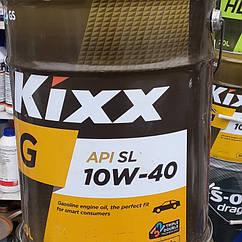 KIXX G 10W40 API SL 20L.