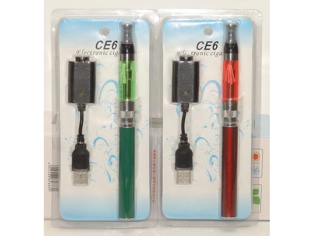 MK98 Эл. сигарета CE6 + зарядка