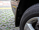 Брызговики MGC Subaru Forester SJ 2013-2018 г.в. Европа комплект 4 шт J1010SG250MC J1010SG251MC J1010SG301, фото 9