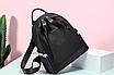 Рюкзак женский городской Love черный, фото 2