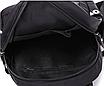 Рюкзак женский городской Love черный, фото 8