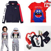 Одежда для мальчиков от 1 до 8 лет