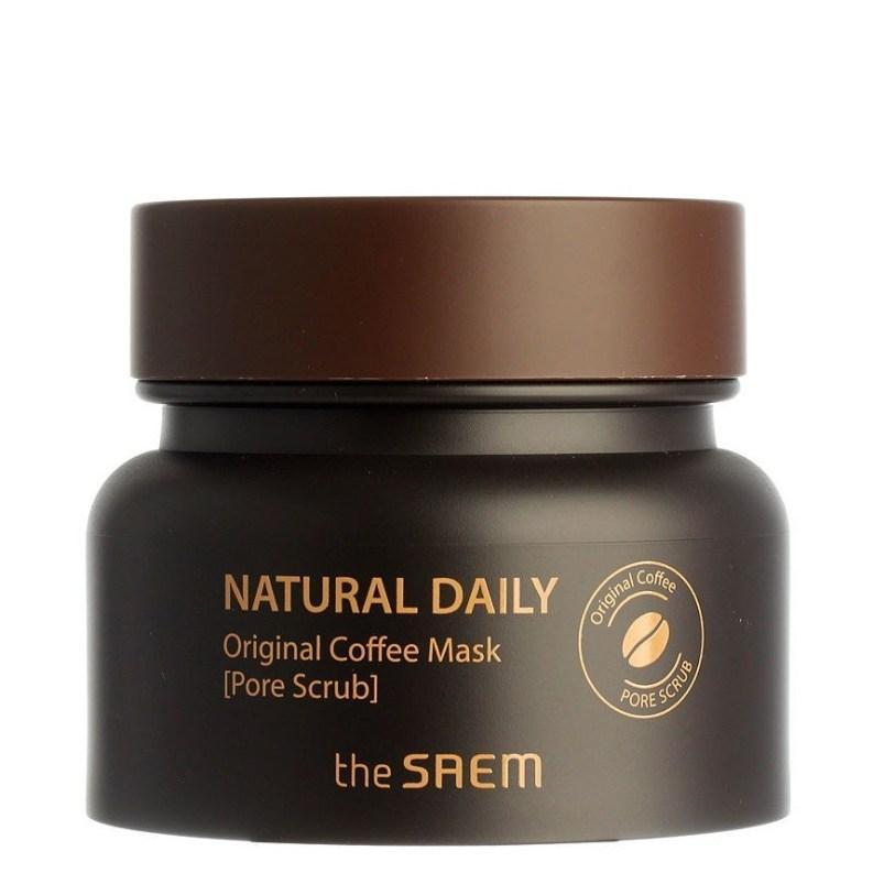 Маска для лица The Saem Natural Daily Original Coffee Mask 100 г