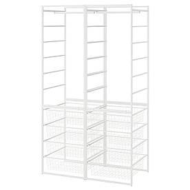IKEA Стелаж з кошиками JONAXEL (492.976.60)