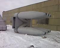 Циклоны №8 - Блок Пылеулавливателей, фото 1