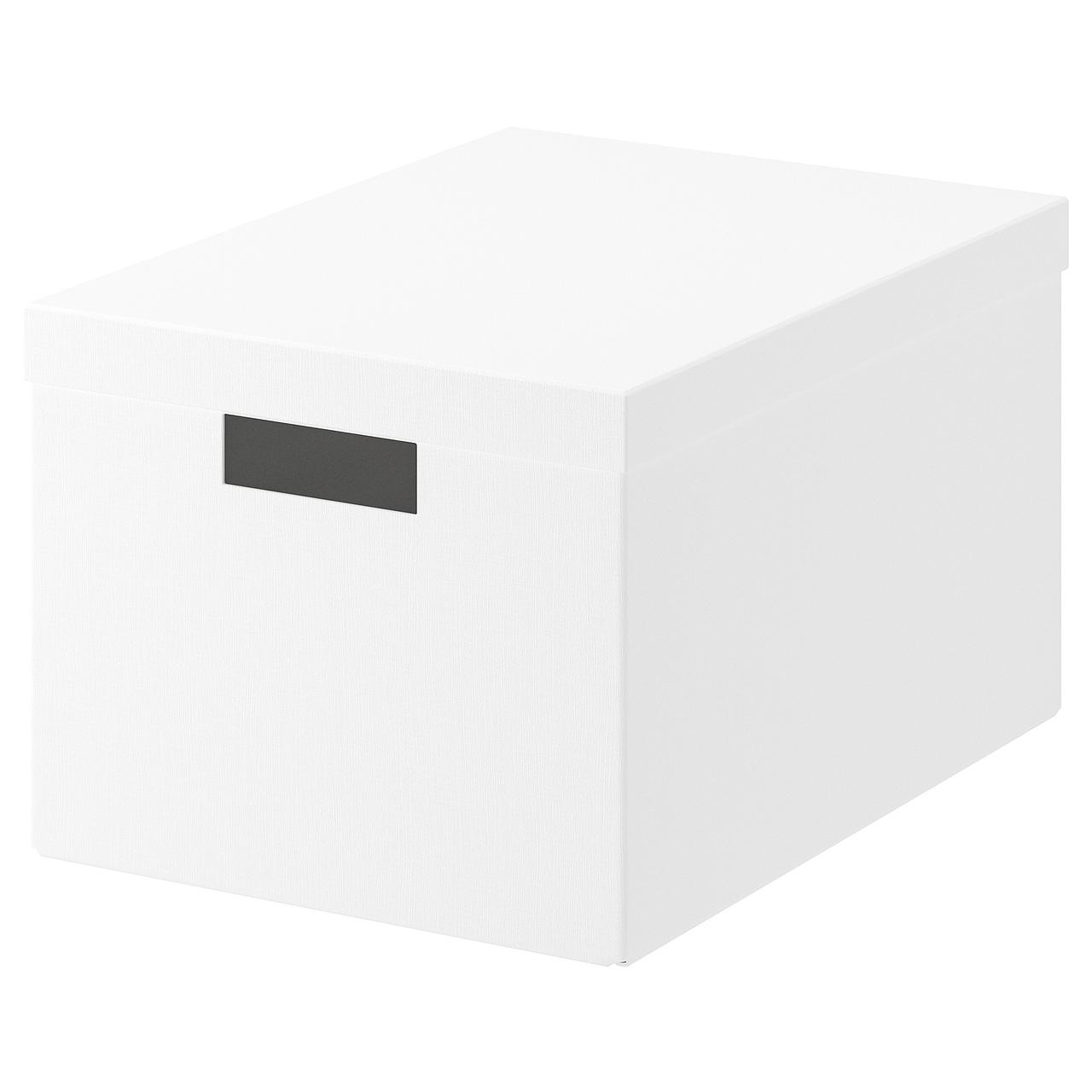 IKEA Коробка TJENA ( 603.954.28)