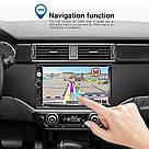 """Автомагнитола Podofo 2 din 7010G с GPS мультимедийный плеер 7 """"HD сенсорный экран, AV-In, стерео 5MP Bluetooth, фото 2"""