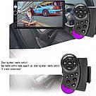 """Автомагнитола Podofo 2 din 7010G с GPS мультимедийный плеер 7 """"HD сенсорный экран, AV-In, стерео 5MP Bluetooth, фото 4"""