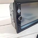 """Автомагнитола Podofo 2 din 7010G с GPS мультимедийный плеер 7 """"HD сенсорный экран, AV-In, стерео 5MP Bluetooth, фото 9"""