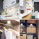 Комплект світлодіодних LED ламп підсвічування для будинку Magic Lights RGB кольоровий світильник з пультом управління, фото 5