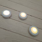 Комплект светодиодных LED ламп подсветка для дома Magic Lights RGB цветной светильник с пультом управления, фото 9
