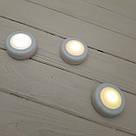 Комплект світлодіодних LED ламп підсвічування для будинку Magic Lights RGB кольоровий світильник з пультом управління, фото 9