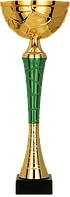 Кубок 9254, золотисто'-зеленый