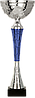 Кубок 9255, серебристо'-синий