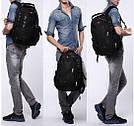 Городской рюкзак WENGER SwissGear 8810 чёрный, реплика, фото 3