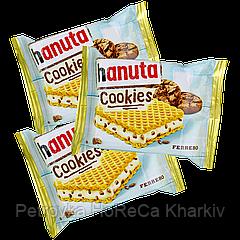 "Вафли HANUTA ""Cookies"" (1уп/10шт) (1ящ/20уп)"