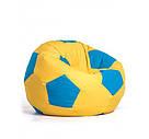 Кресло мешок BeanBag Мяч ткань Оксфорд 50 см, бескаркасная мебель, пуфик, бин бег, бэг, фото 6
