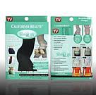 Белье для коррекции фигуры California Beauty Slim & Lift N | Утягивающие шорты с высокой талией для похудения, фото 2
