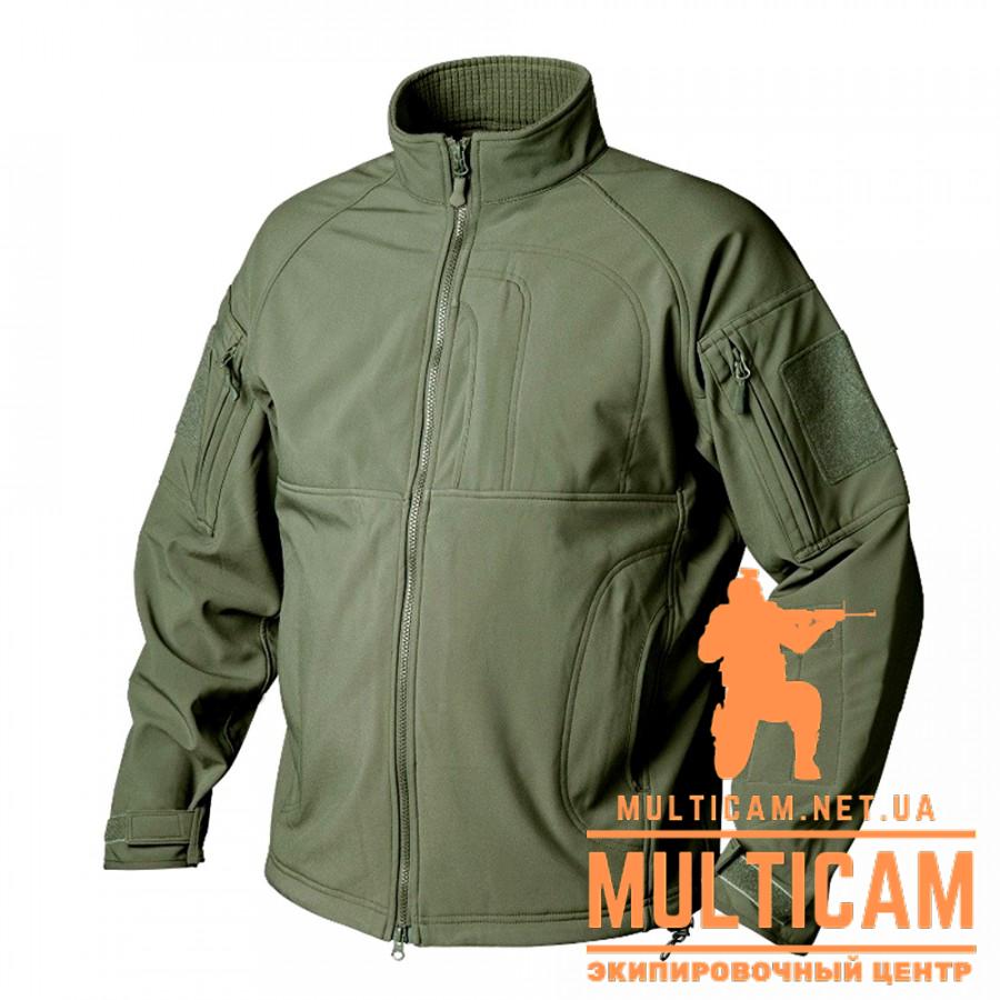 Куртка Windblockers Helikon-Tex® Commander - Olive Green