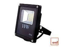Прожектор светодиодный 10W 12V DC 800Lm 6500К SMD (ALS-10-12DC)