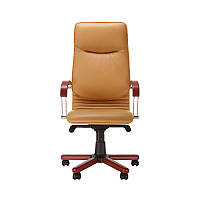 Офисное кресло Nova wood chrome LE-D 1.016