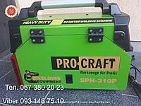 Инверторный Сварочный Аппарат полуавтомат PRO-CRAFT SPH-310 P.
