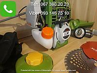 Бензокоса 4-х-тактная BOSCH GTR 50 ОРИГИНАЛ (Германия) кусторез, триммер, праймер, мотокоса