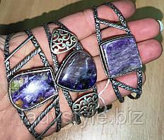 Акция- подарок -браслеты с чароитом при покупке на 5001 грн.  с  1 января по 1 февраля от  LadyStyle.Biz