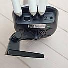 Бездротова поворотна Wi-Fi IP-Камера відеоспостереження Onvif 720HD 355° Відеокамера з мікрофоном на 3 антени, фото 10