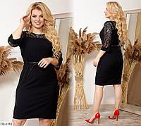 Нарядное женское пальто черного цвета, размеры: 48-50, 50-52, 52-54, 56-58