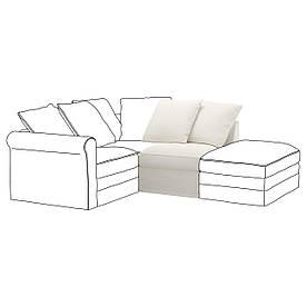 IKEA Модульна секція дивана GRÖNLID (592.546.41)