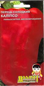 Семена перец сладкий Калипсо 0.1г Красный (Малахiт Подiлля)
