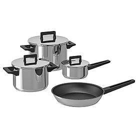 IKEA Набор кухонной посуды SNITSIG (601.393.63)