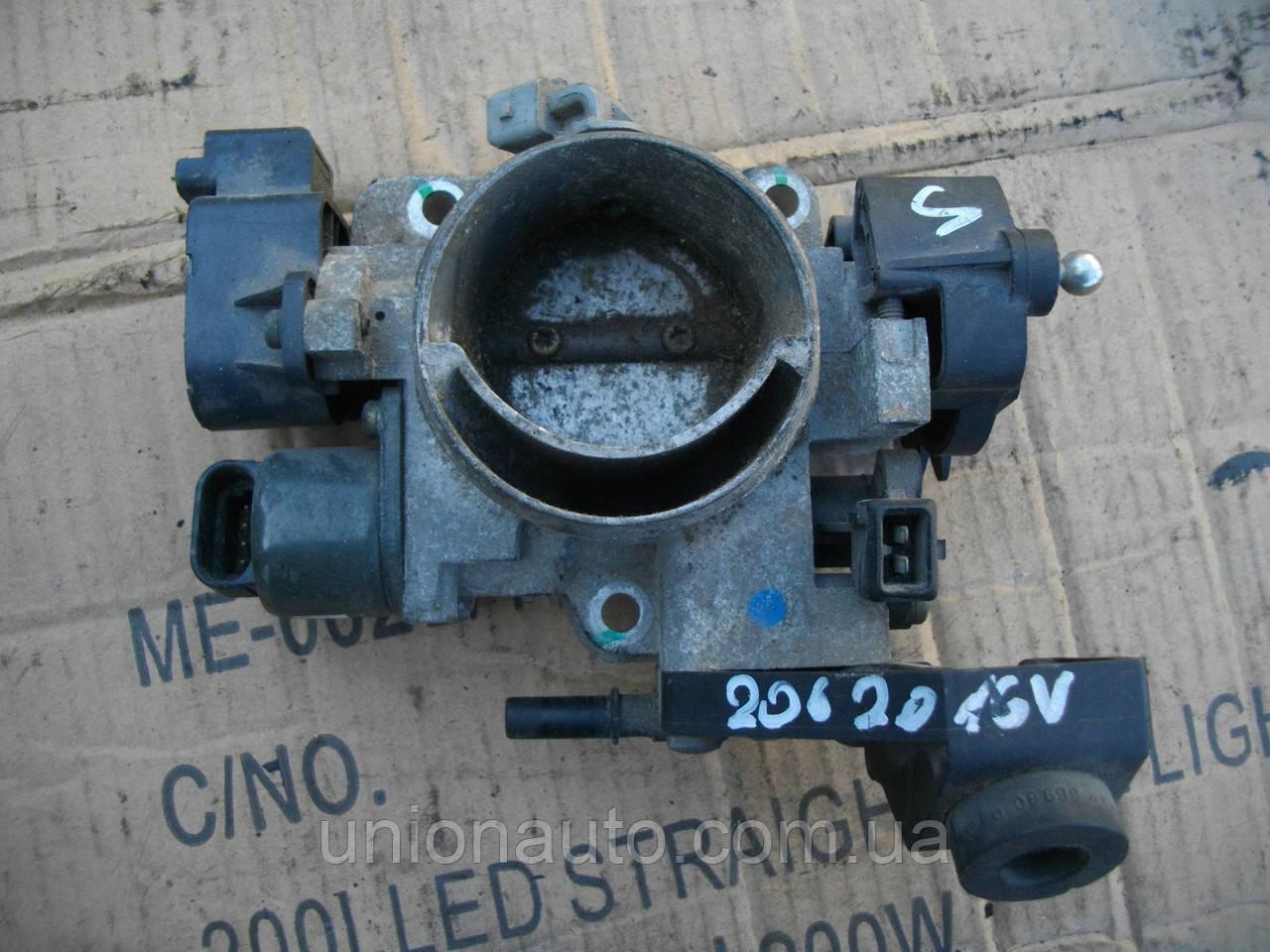 PEUGEOT 206 2.0 16V Дросельна заслінка
