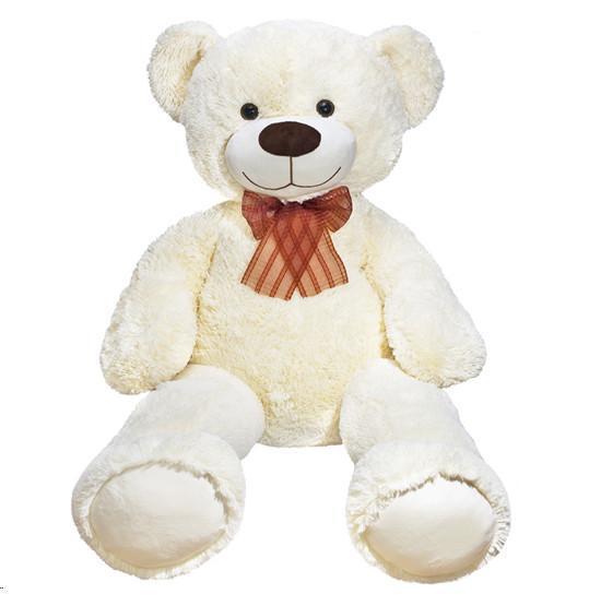 Плюшевая гипоаллергенная мягкая игрушка детская Медведь Мика Fancy, 78 см
