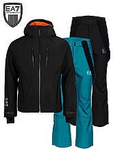 Мужской горнолыжный костюм EA7 Emporio Armani 2020 M-XL (6gpg05 6gpp04 pnq8z)