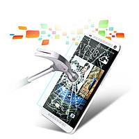 Защитное стекло TG Premium Tempered Glass 0.26mm (2.5D) для HTC One M7 801e (802w)
