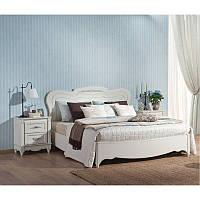 Кровать Merx Riviera РВ2016 160*200 белая 26004191